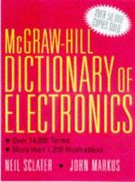 Cover image for McGraw-Hill electronics dictionary