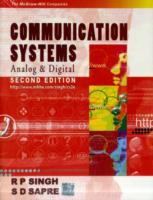 Cover image for Communication systems : analog and digital