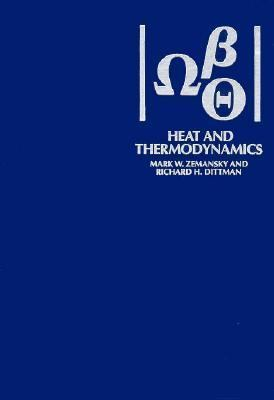 Cover image for Heat and thermodynamics:  an intermediate textbook