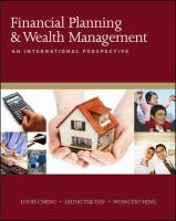 Cover image for Financial planning and wealth management : an international perspective