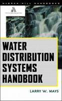 Cover image for Water distribution systems handbook