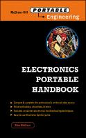 Cover image for Electronics portable handbook