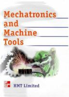 Cover image for Mechatronics and machine tools