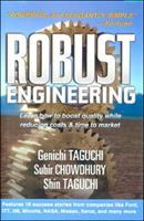 Cover image for Robust engineering