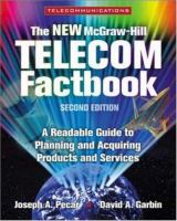 Cover image for The new McGraw-Hill telecom factbook