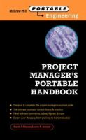 Cover image for Project manager's portable handbook