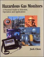 Cover image for Hazardous gas monitors : a practical guide to selections, operation and applications