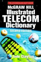 Cover image for McGraw-Hill illustrated telecom dictionary