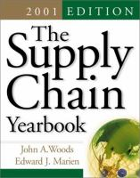 Cover image for The supply chain yearbook