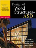 Cover image for Design of wood structures ASD