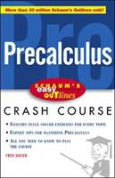 Cover image for Schaum's easy outlines : precalculus