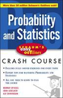Cover image for Schaum's easy outlines : probability and statistics