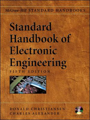 Cover image for Standard handbook of electronic engineering