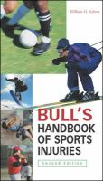 Cover image for Bull's handbook of sports injuries