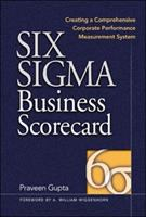Cover image for Six sigma business scorecard : ensuring performance for profit