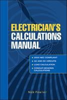 Cover image for Electrician's calculations manual