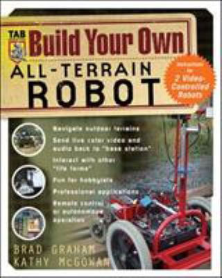 Cover image for Build your own all-terrain robot