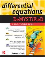 Cover image for Differential equations demystified