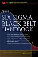 Cover image for The six sigma black belt handbook