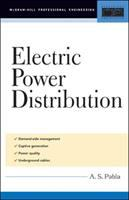 Cover image for Electric power distribution