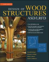Cover image for Design of wood structures--ASD/LRFD
