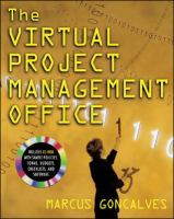 Cover image for Implementing the virtual project management office proven strategies for success