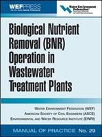 Cover image for Biological nutrient removal (BNR) operation in wastewater treatment plants