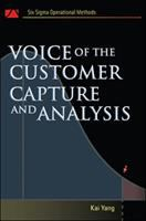 Cover image for Voice of the customer : capture and analysis