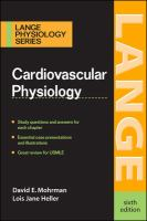 Cover image for Cardiovascular physiology
