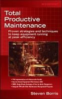 Cover image for Total productive maintenance