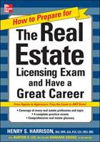 Cover image for How to prepare for the real estate licensing exam : and have a great career