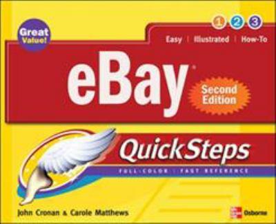 Cover image for Ebay quicksteps
