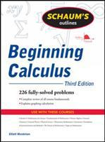 Cover image for Schaum's outline of beginning calculus