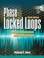 Cover image for Phase-locked loops : design, simulation, and applications