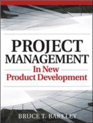 Cover image for Project management in new product development