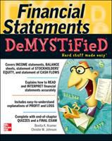 Cover image for Financial statements demystified : a self-teaching guide