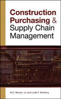 Cover image for Construction purchasing and supply chain management