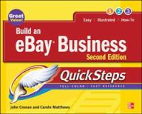 Cover image for Build an eBay business quicksteps