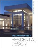 Cover image for The architect's guide to residential design