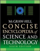Cover image for McGraw-Hill concise encyclopedia of science and technology