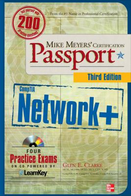 Cover image for CompTIA network+