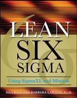 Cover image for Lean six sigma using SigmaXL and Minitab