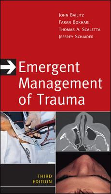 Cover image for Emergent management of trauma