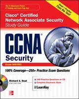 Cover image for CCNA Cisco certified network associate security study guide (Exam 640-553)