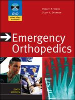Cover image for Emergency orthopedics