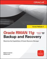 Cover image for Oracle RMAN 11g : backup and recovery