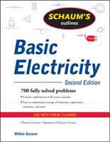 Cover image for Schaum's outline of basic electricity