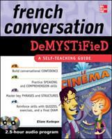 Cover image for French conversation demystified