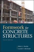 Cover image for Formwork for concrete structures