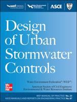 Cover image for Design of urban stormwater controls